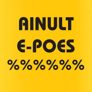 AINULT E-POES!