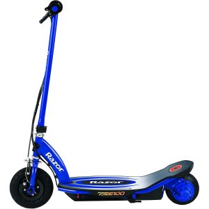Power Corre E100 Electric Scooter Blue